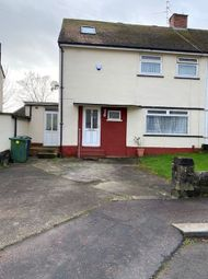 Thumbnail 4 bed semi-detached house for sale in Laugharne Ave, Cardiff
