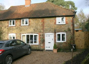 Thumbnail 3 bed semi-detached house to rent in Moorhouse Lane, Westerham
