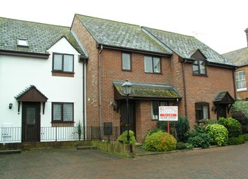 Thumbnail 2 bed end terrace house to rent in Station Road, Sturminster Newton