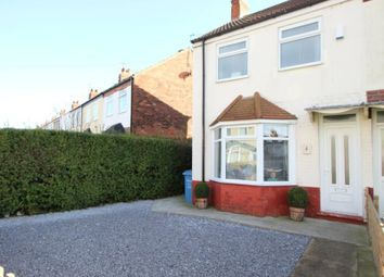 Thumbnail 3 bedroom semi-detached house to rent in St. Nicholas Avenue, Hull