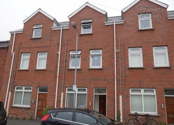 Thumbnail 2 bed flat to rent in Glenmore Street, Belfast