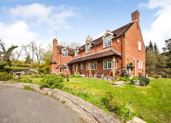 Thumbnail 5 bed detached house for sale in Feckenham Road, Hunt End, Redditch, Worcestershire