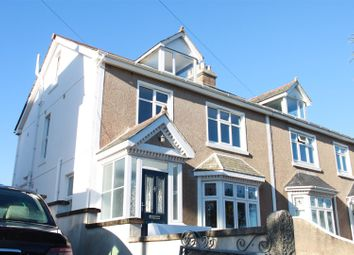 Thumbnail 1 bed flat to rent in Dracaena Avenue, Falmouth, Cornwall