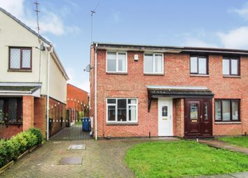 Thumbnail 3 bed semi-detached house for sale in Wood Lea, West Derby, Liverpool