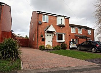 Thumbnail 3 bed detached house for sale in Parkville Close, Coventry
