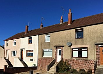 Thumbnail 2 bed terraced house for sale in Holland Crescent, Cumnock, East Ayrshire