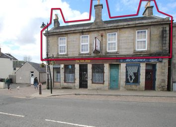 Thumbnail 4 bed flat for sale in Main Street, Development Opportunity, Dalmellington, Ayr KA67Ql