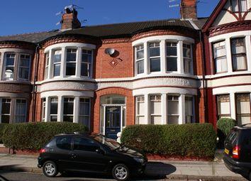 Thumbnail Studio to rent in 53 Hallville Road, Allerton, Liverpool, Merseyside