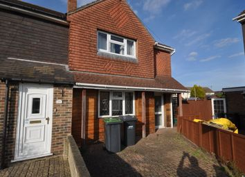 Thumbnail 2 bed end terrace house to rent in Blendworth Crescent, Havant