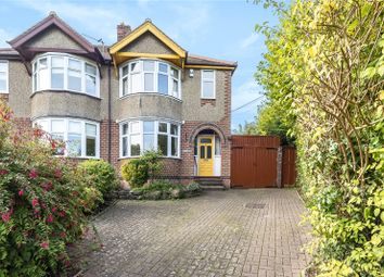 Thumbnail 3 bed semi-detached house for sale in North Hinksey Lane, West Oxford