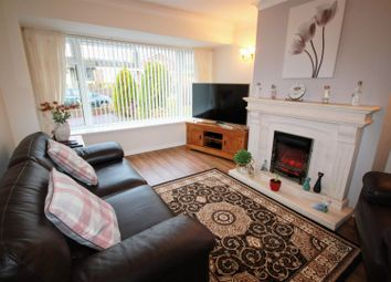 Thumbnail 3 bed semi-detached house for sale in Ross, Ouston, Chester Le Street