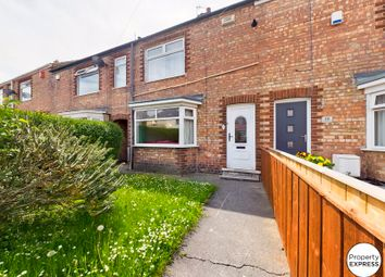 Thumbnail 2 bed terraced house for sale in Clive Road, Normanby, Middlesbrough