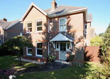 Thumbnail 4 bed detached house for sale in Herringston Road, Dorchester