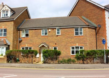 Thumbnail 3 bed terraced house for sale in Station Road, Severn Beach