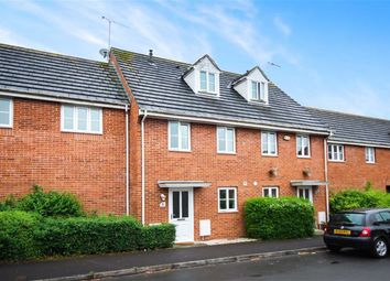 Thumbnail 3 bed terraced house for sale in Sprats Barn Crescent, Royal Wootton Bassett, Wiltshire