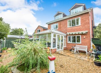 Thumbnail 4 bed detached house for sale in Meadowcroft, Hagley, Stourbridge