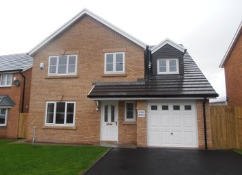 Thumbnail 4 bed detached house for sale in Peacehaven, Tredegar