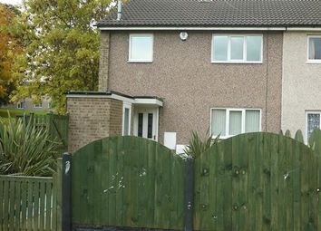 Thumbnail 3 bed semi-detached house to rent in Broadgorse Close, Chesterfield