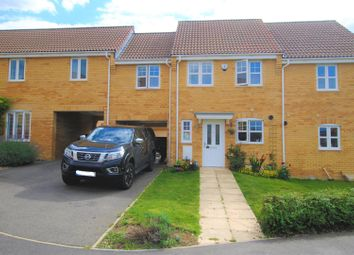 3 bed terraced house for sale in Steeple Way, Rushden NN10
