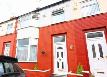 Thumbnail 3 bed terraced house for sale in Corndale Road, Mossley Hill, Liverpool