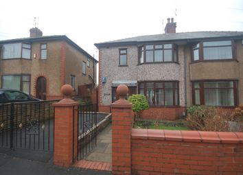 Thumbnail 3 bed semi-detached house to rent in Shorrock Lane, Livesley, Blackburn