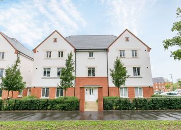 Thumbnail 2 bed flat for sale in Hammingden Court, Forge Wood, Crawley, West Sussex