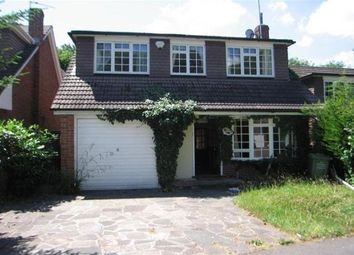Thumbnail 4 bed property to rent in Whiteways, Billericay