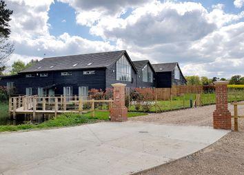 Thumbnail 2 bedroom barn conversion for sale in Furnace Lane, Horsmonden, Tonbridge