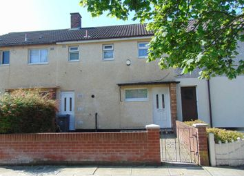 Thumbnail 3 bed terraced house to rent in Bewley Drive, Kirkby, Liverpool