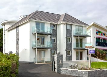 Thumbnail 2 bed flat for sale in Sandcastles, 28 Banks Road, Poole