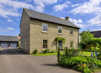 Thumbnail 5 bed detached house for sale in Old Hurst, Huntingdon, Cambridgeshire