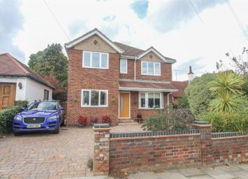 Thumbnail 4 bed detached house for sale in Southbourne Grove, Westcliff-On-Sea