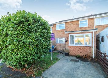 Thumbnail 3 bed terraced house for sale in Peebles Place, Milton Keynes