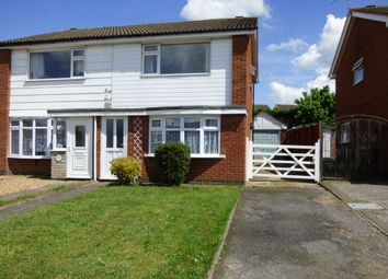 Thumbnail 3 bed semi-detached house to rent in The Meadows, East Goscote