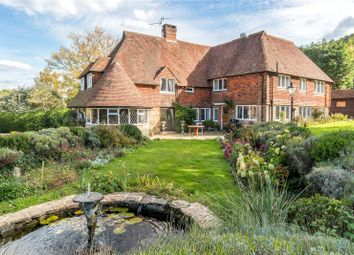 Thumbnail 4 bedroom property for sale in Hill Grove, Lurgashall, Petworth, West Sussex