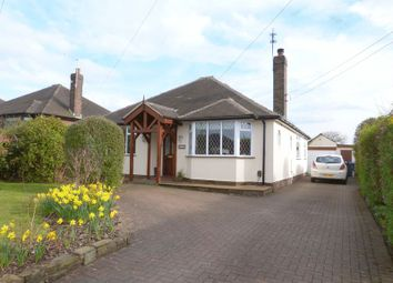 Thumbnail 3 bed bungalow for sale in Park Lane, Knypersley, Staffordshire