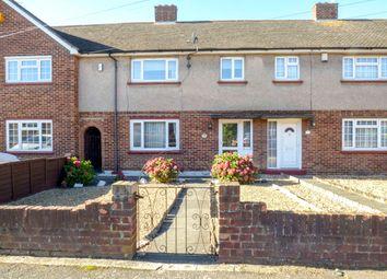 Thumbnail 3 bed terraced house for sale in Aspdin Road, Northfleet, Gravesend