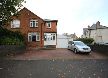 Thumbnail 4 bed semi-detached house for sale in Hales Lane, Smethwick, West Midlands
