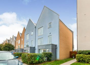 Thumbnail 5 bed end terrace house for sale in Redshank Road, Chatham