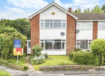 Thumbnail 3 bed semi-detached house to rent in Swan Close, Whitchurch