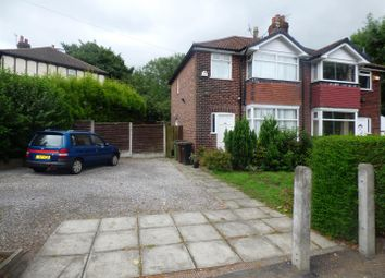 Thumbnail 3 bedroom property for sale in Brinnington Road, Stockport