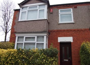 Thumbnail 4 bed end terrace house to rent in Clay Lane, Coventry