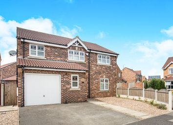 Thumbnail 4 bed detached house for sale in Keystone Avenue, Glasshoughton, Castleford