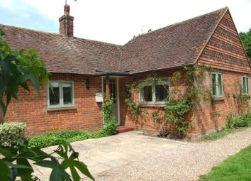 Thumbnail 2 bed cottage to rent in Tickners Heath, Alfold, Cranleigh