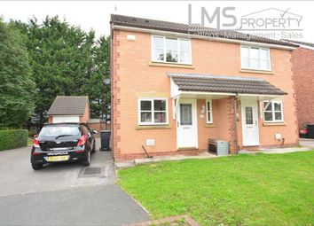 Thumbnail 2 bed semi-detached house to rent in Stirling Close, Winsford