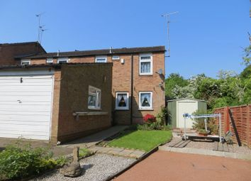 Thumbnail 2 bed terraced house to rent in Batheaston Close, Kings Norton, Birmingham