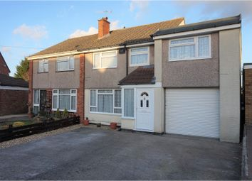 Thumbnail 4 bed semi-detached house for sale in Rookery Way, Whitchurch