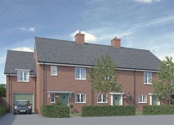 Thumbnail 3 bed semi-detached house for sale in Beaulieu Heath, Centenary Way, Off White Hart Lane, Chelmsford, Essex