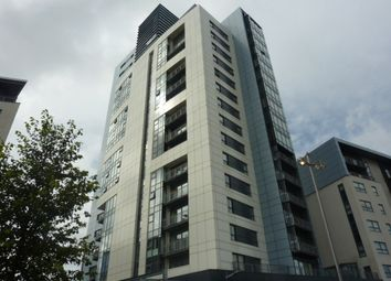 Thumbnail 2 bed flat to rent in Meadowside Quay Square, Glasgow Harbour, Glasgow