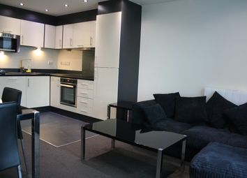 Thumbnail 1 bed flat to rent in Crown Point Road, Hunslet, Leeds